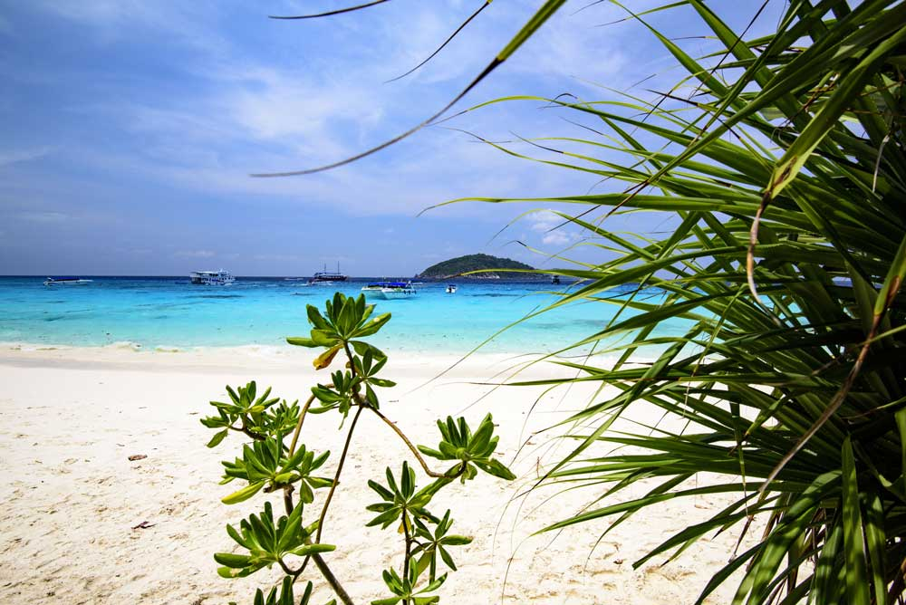 White Beach Similan Islands