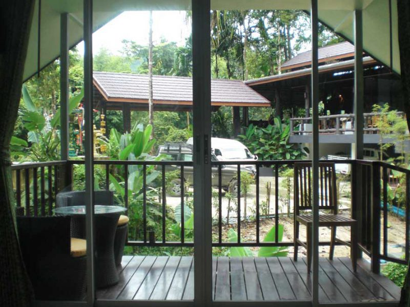 rooms in the Rock- & treehouse of Khao Lak Land Discovery