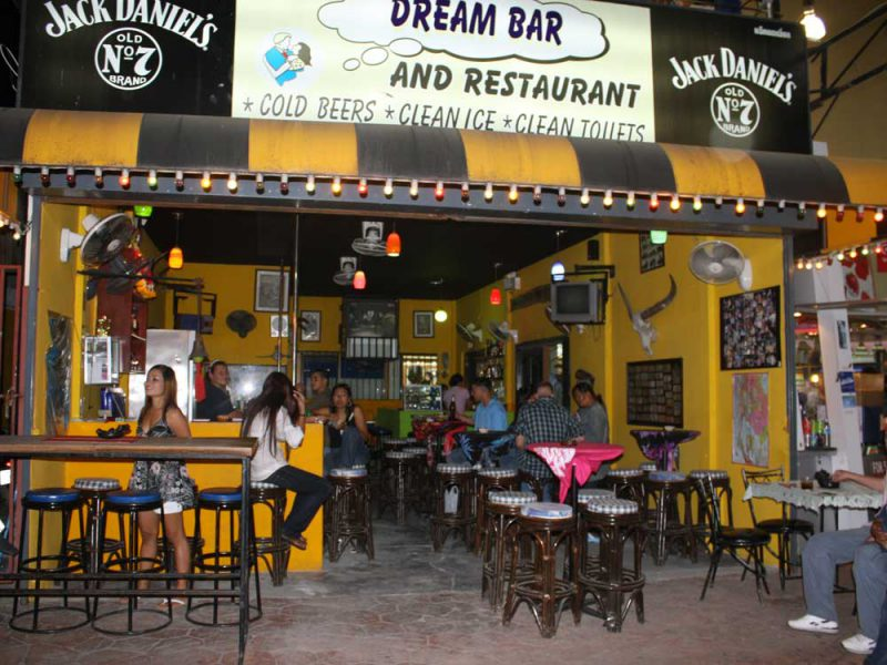 Bar at Patong Khaolak