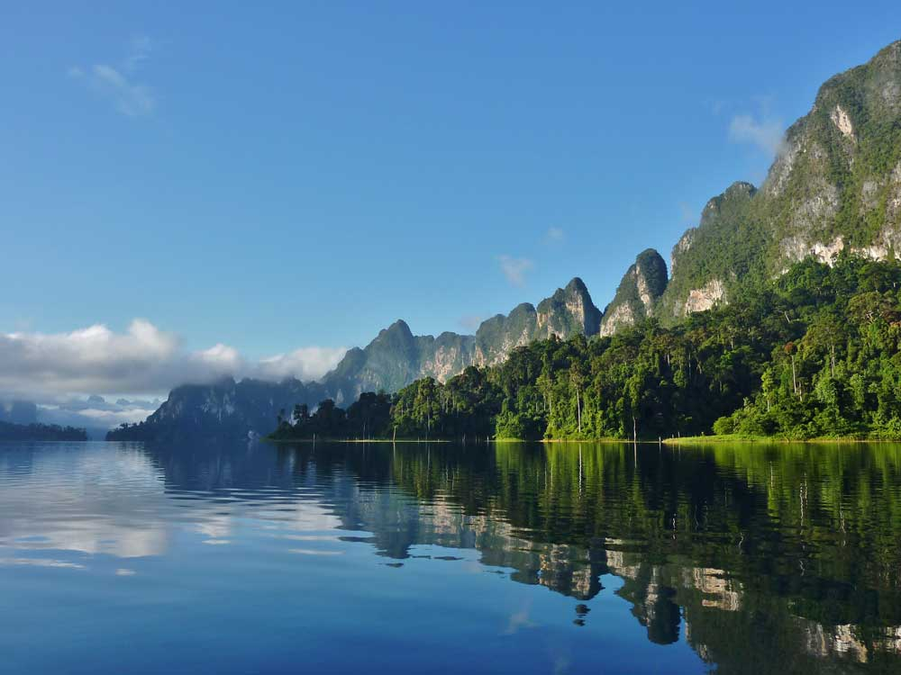 Khao Sok 3 Days Treehouse & Lake