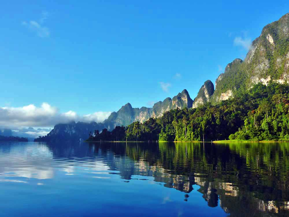 Khao Sok 3 Days<br /> Treehouse &amp; Lake<br /> <em>Khao Sok All in One</em>