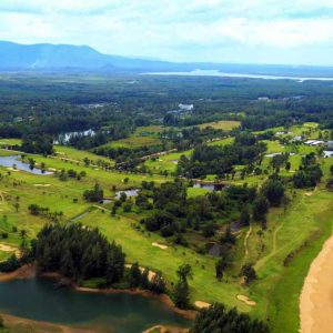 Tap Lamu Golf Course near Khao Lak