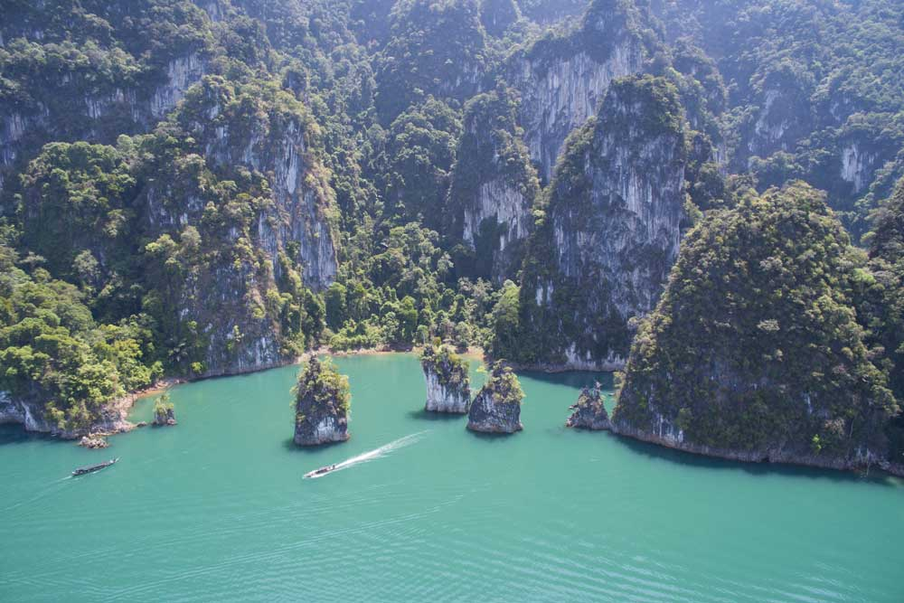 Khao Sok Lake Day Trip