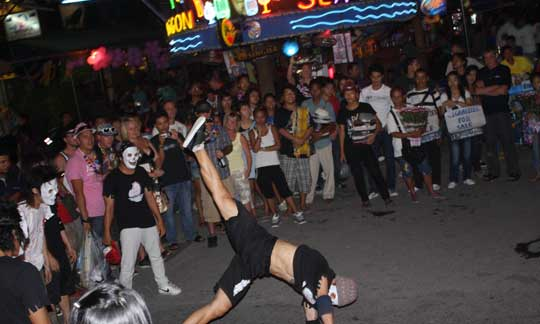 street dancer