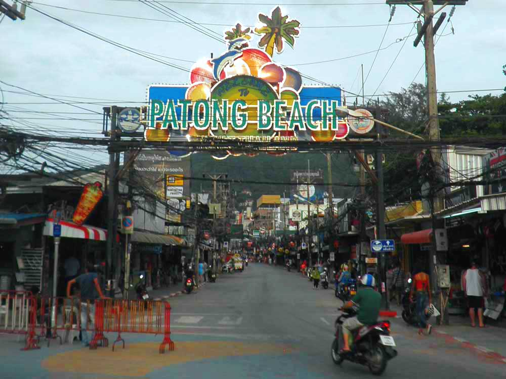 Patong by Night<br /> <em>Dazzling night life of Patong</em>