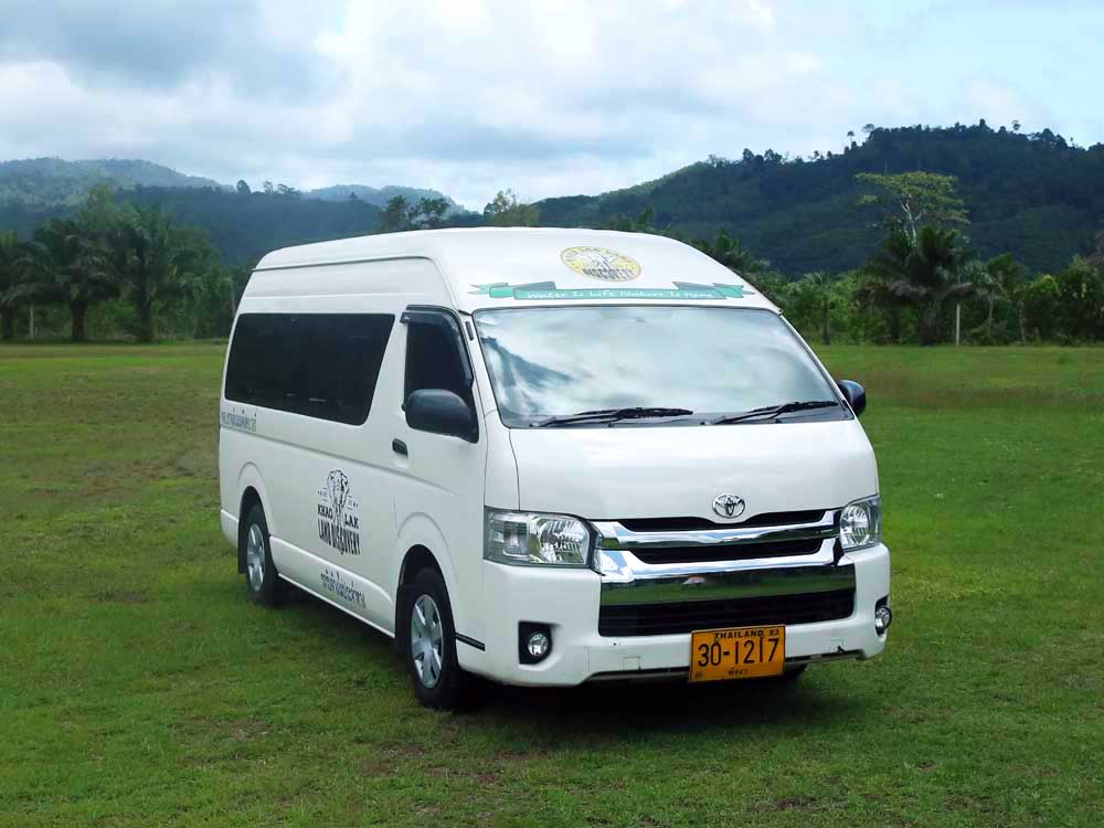 Transport for the Phuket DIY Tour