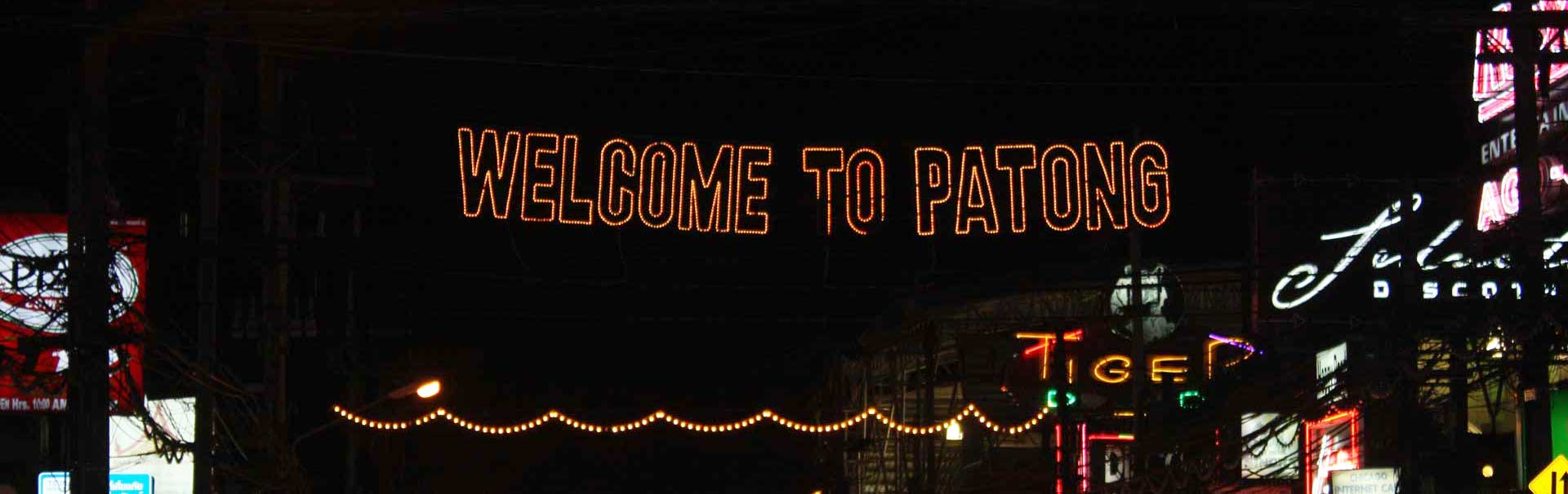 Welcome to Patong