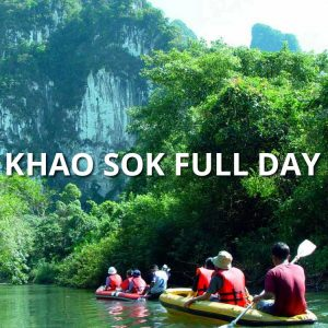 Khao Sok full day