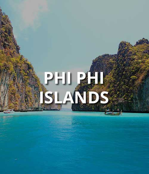 Phi Phi Islands Package