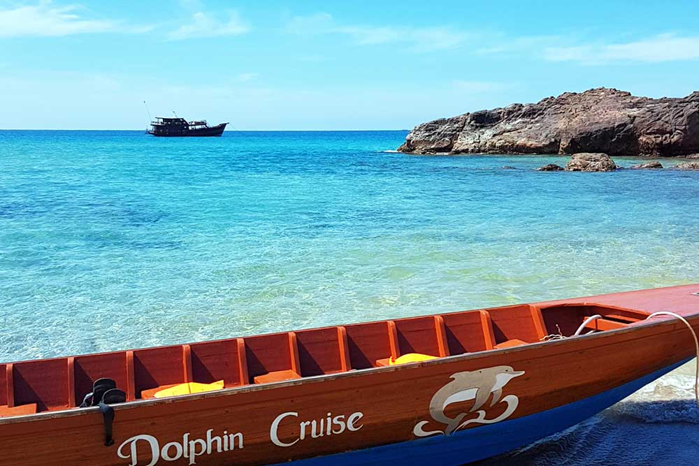 DOLPHIN CRUISE DAYTRIP<br /> <em>The NEW must do Khao Lak day trip</em>