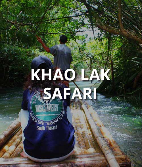 Khao Lak Safari Package