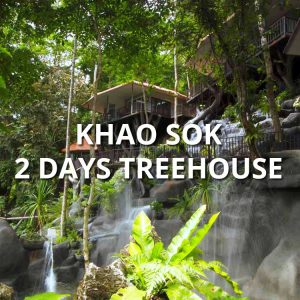 Khao Sok 2 days treehouse