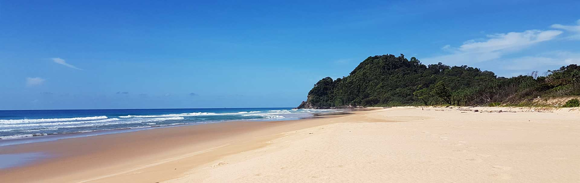 Singing Beach near Khao Lak