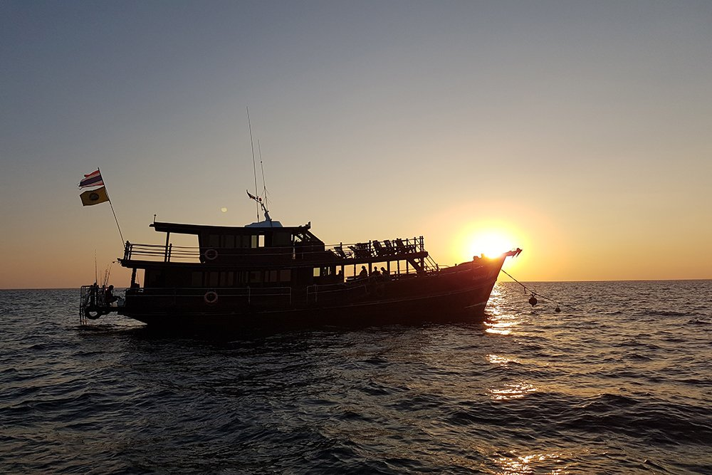 DOLPHIN SUNSET CRUISE<br /> <em>The NEW must do Khao Lak Sunset Tour</em>