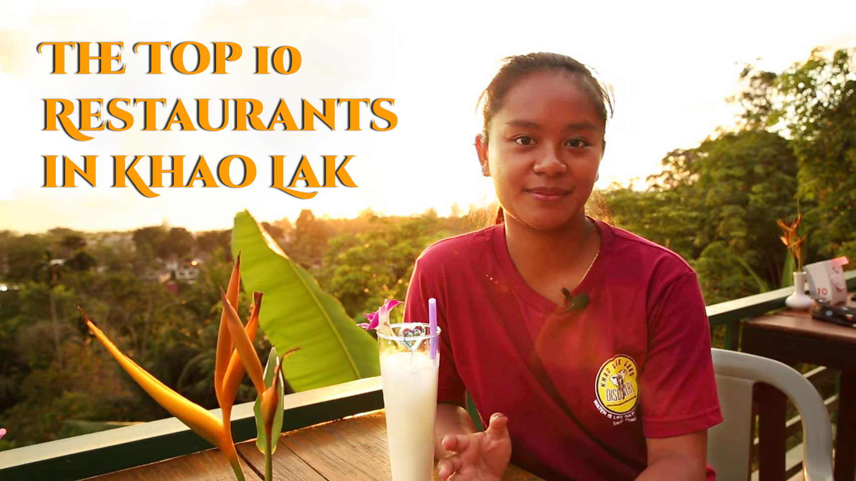 The Top 10 Restaurants in Khao Lak